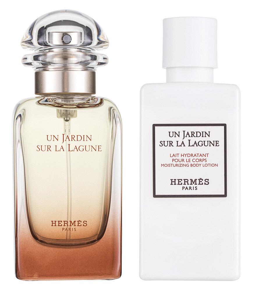 Hermès Un Jardin Sur La Lagune EDT Geschenkset