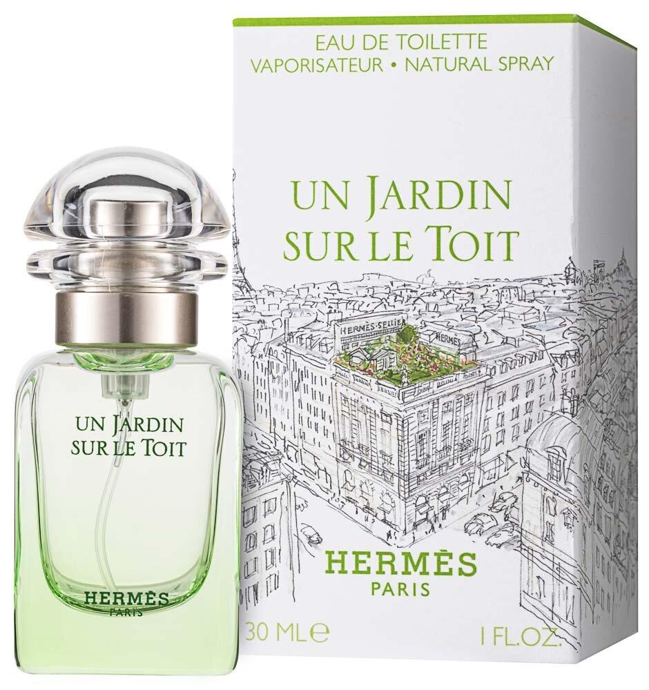 Hermès Un Jardin Sur Le Toit Eau de Toilette
