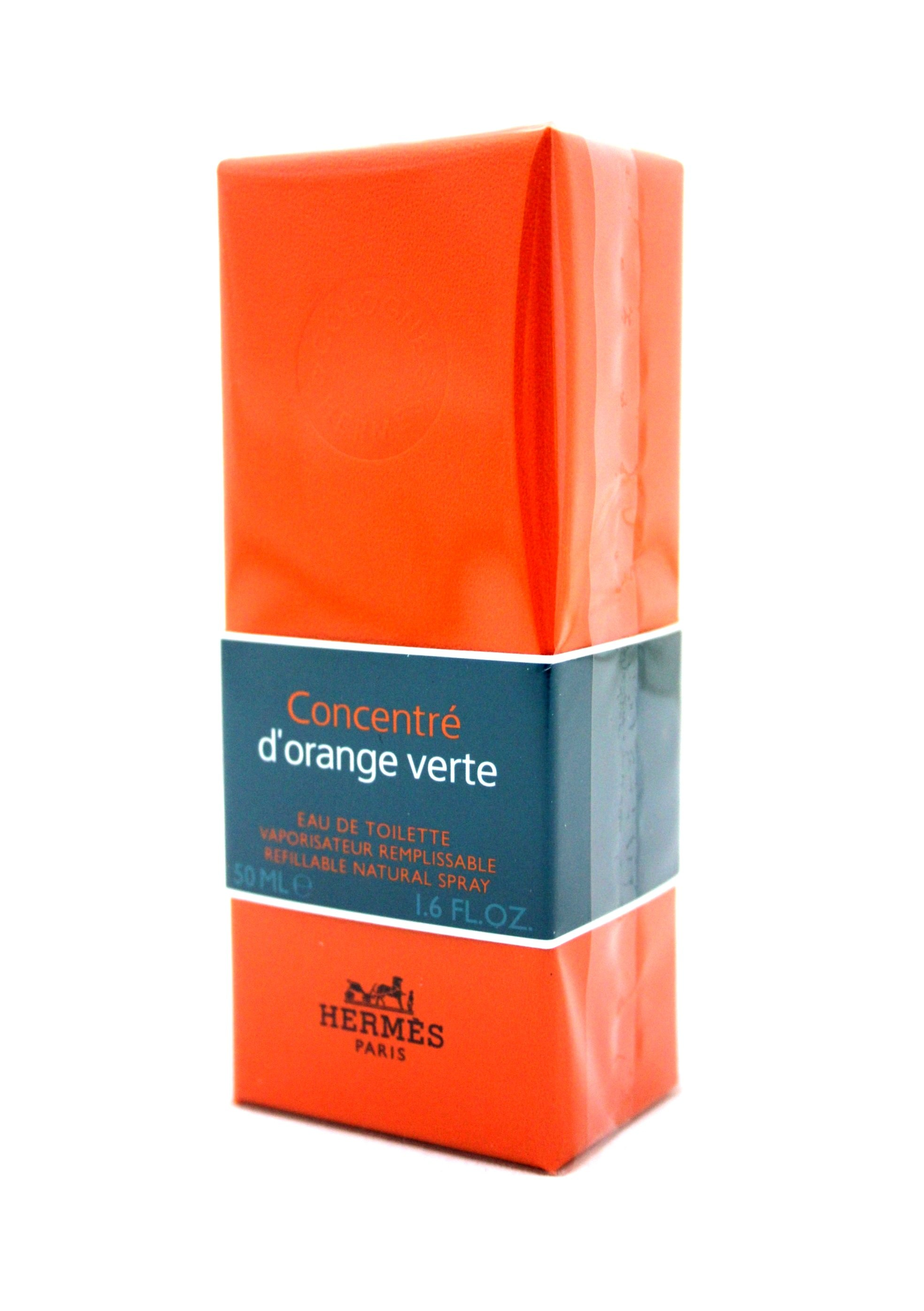Hermes Concentre d Orange Verte Eau de Toilette