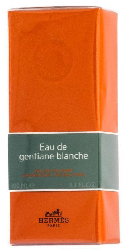 Hermes Eau de Gentiane Blanche Eau de Cologne