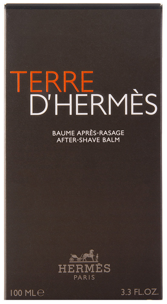 Hermes Terre d Hermes Aftershave Balm