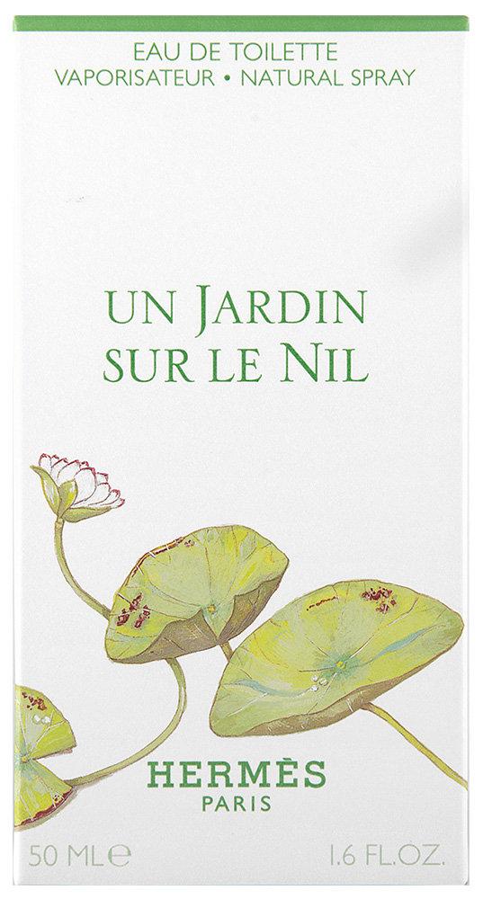 Hermes Un Jardin Sur Le Nil Eau de Toilette