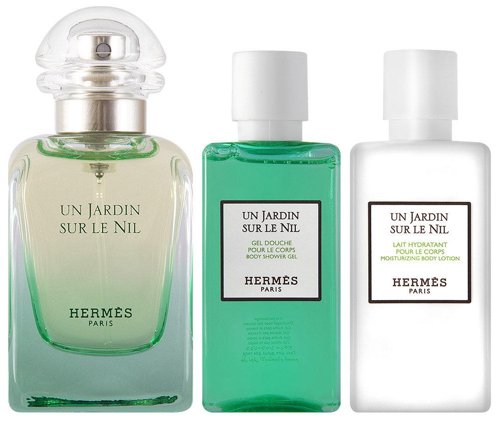 Hermes Un Jardin Sur Le Nil EDT Geschenkset