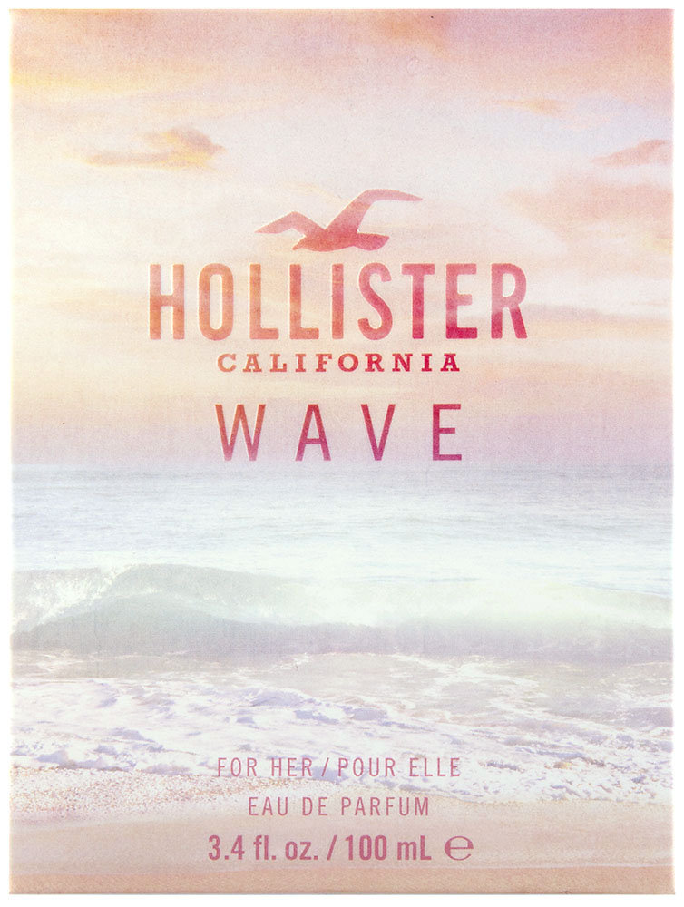 Hollister Hollister Wave For Her Eau de Parfum