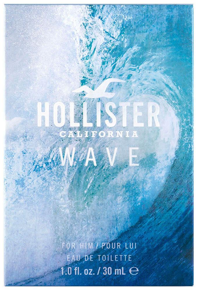 Hollister Hollister Wave For Him Eau de Toilette