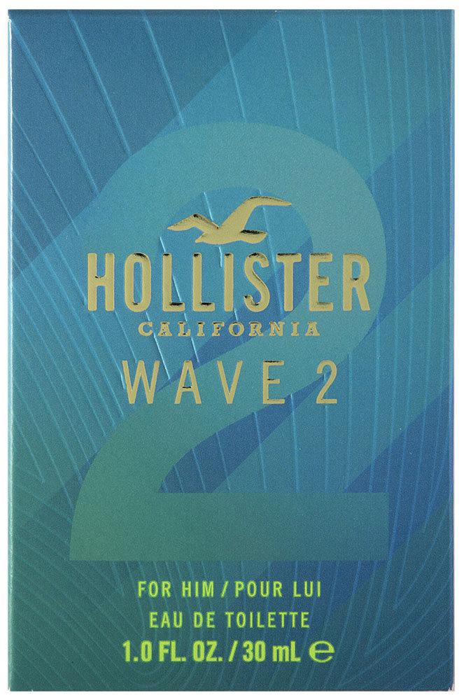 Hollister Wave 2 Eau de Toilette