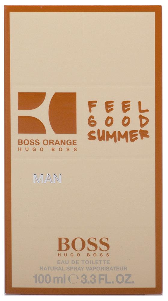 Hugo Boss Orange Man Feel Good Summer Eau de Toilette