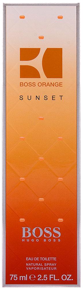 Hugo Boss Orange Sunset Eau de Toilette