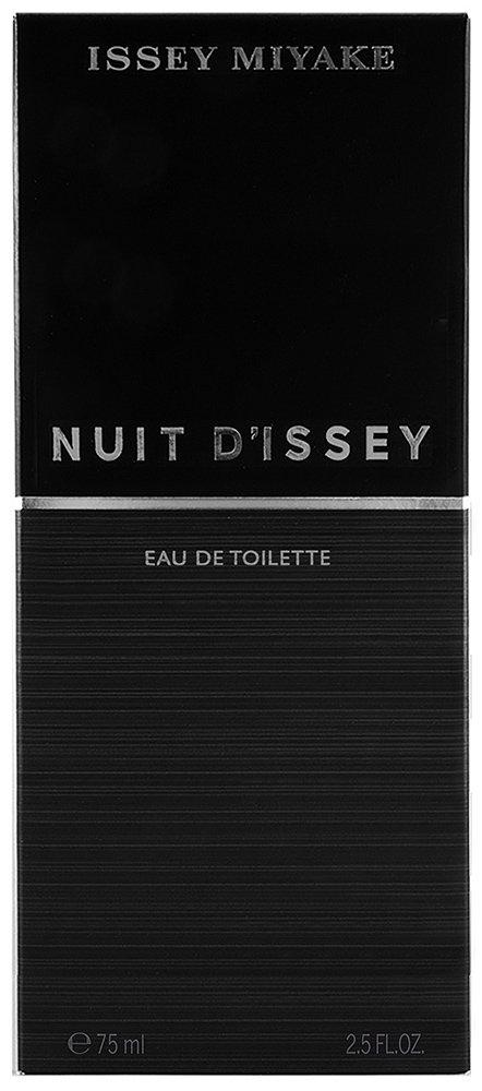 Issey Miyake L`Eau D`Issey Nuit Pour Homme Eau De Toilette