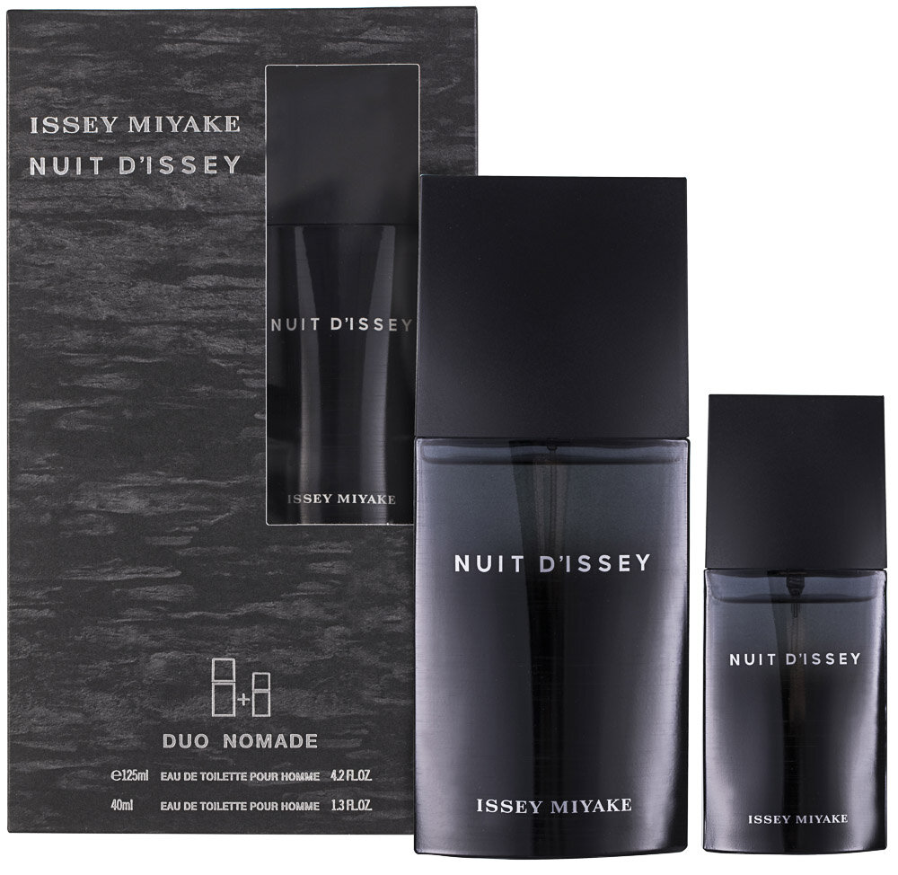Issey Miyake L`Eau D`Issey Nuit Pour Homme EDT Geschenkset