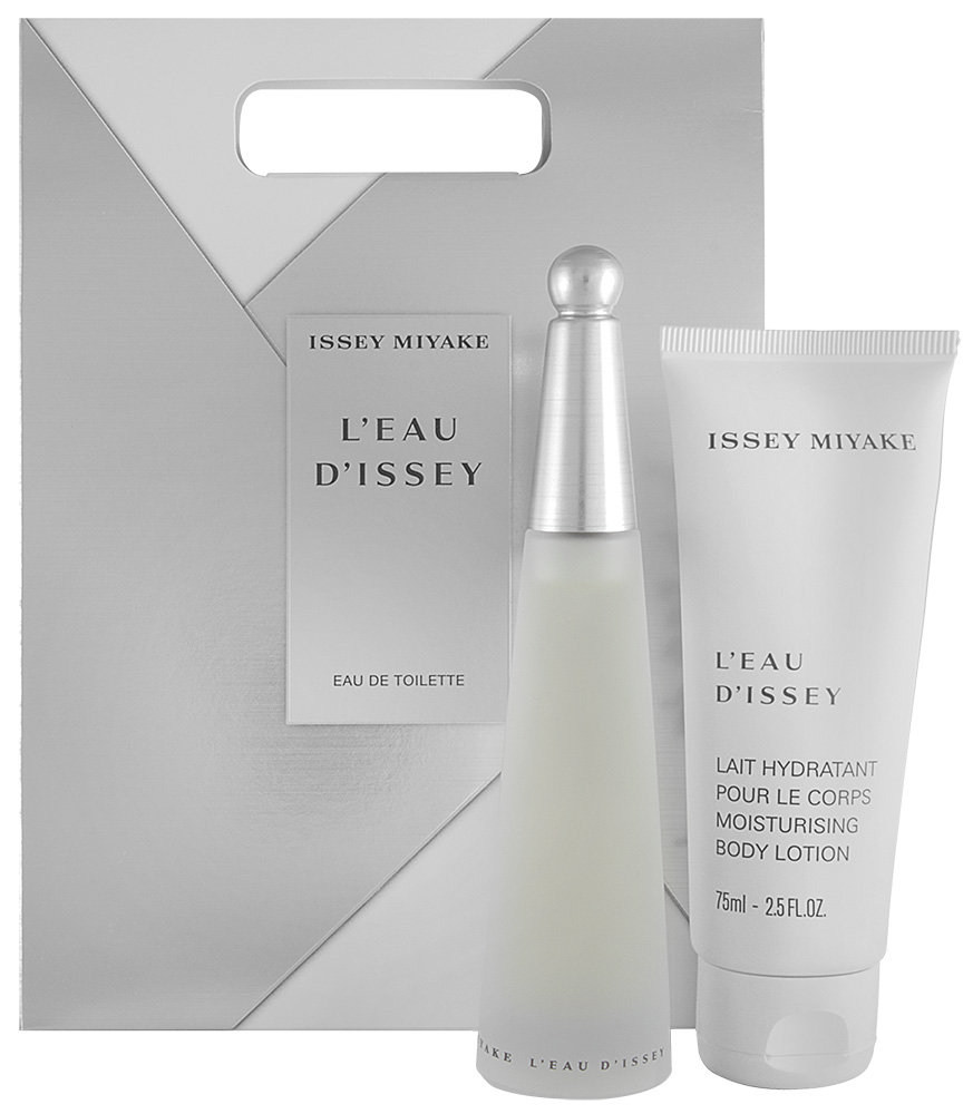 Issey Miyake L`Eau d`Issey Pour Homme EDT Geschenkset