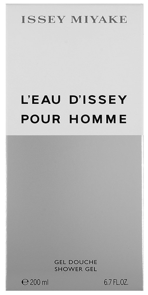 Issey Miyake L`eau D`issey Pour Homme Shower Gel