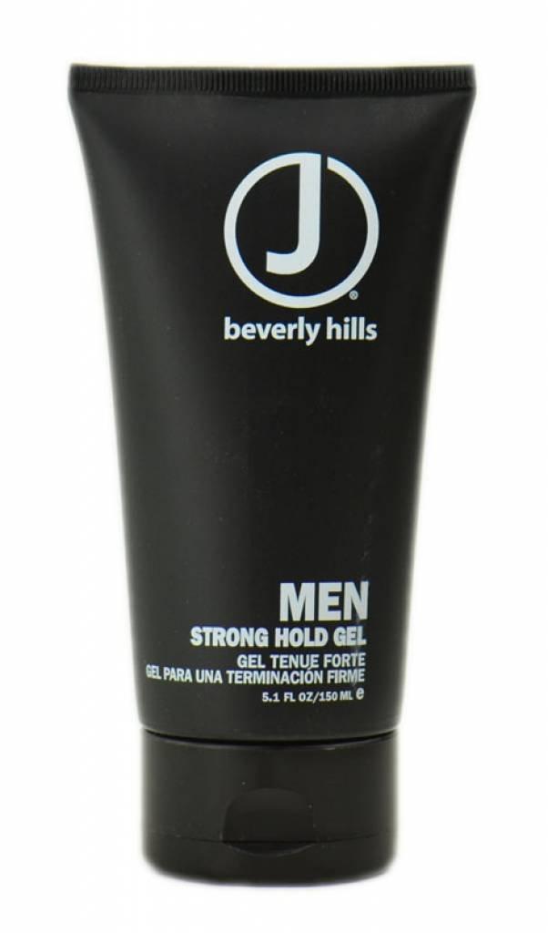 J Beverly Hills Men Strong Hold Gel