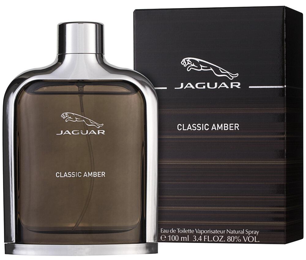 Jaguar Classic Amber Eau de Toilette