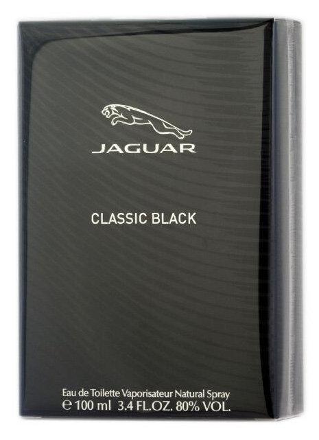 Jaguar Classic Black Eau De Toilette