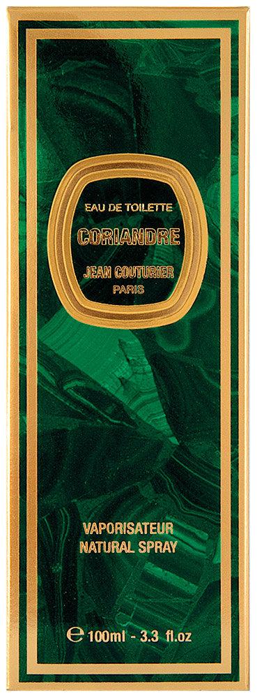 Jean Couturier Coriandre Eau de Toilette