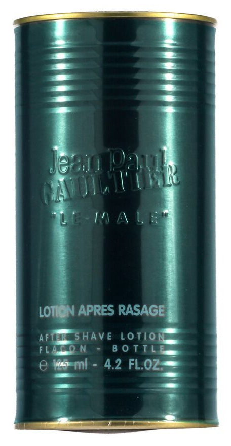 Jean Paul Gaultier Le male Aftershave