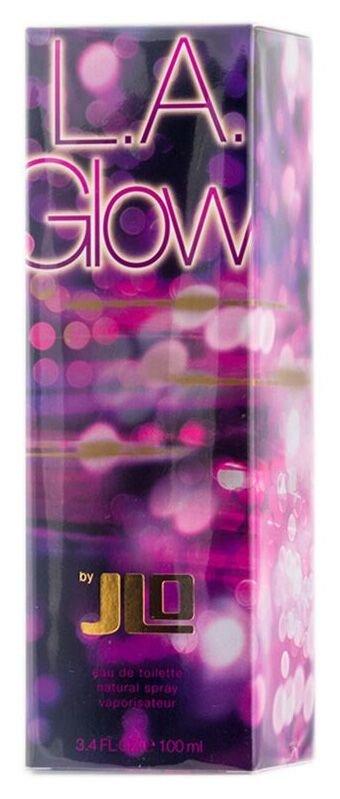 Jennifer Lopez L.A. Glow Eau de Toilette