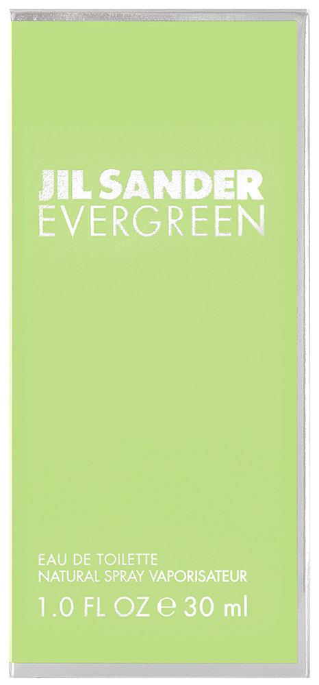 Jil Sander Evergreen Eau de Toilette