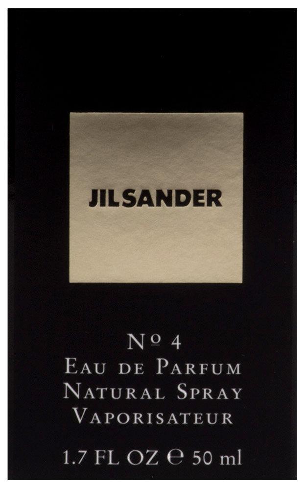 Jil Sander Jil Sander No 4 Eau de Parfum