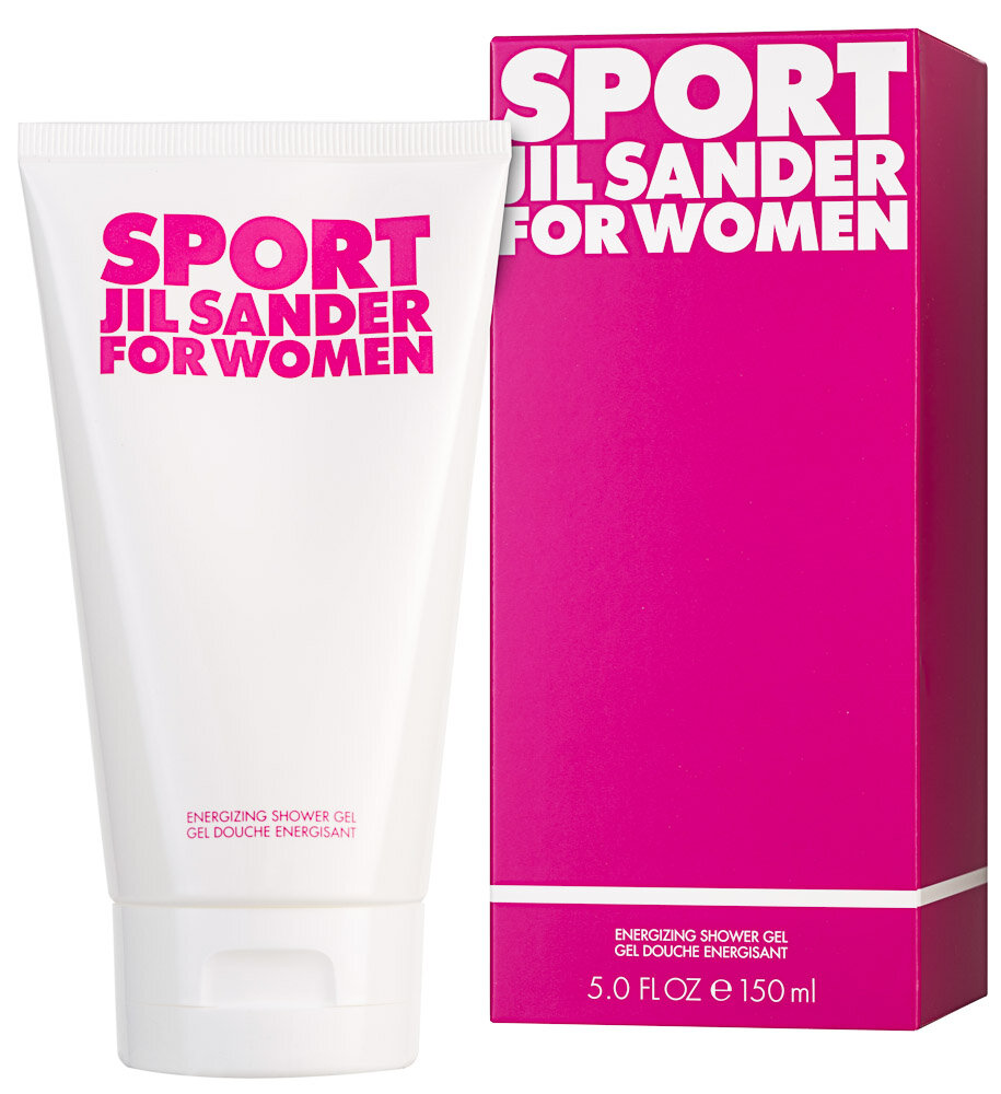 Jil Sander Sport for Women Duschgel