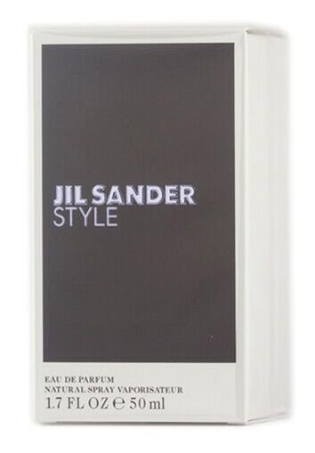 jil sander style eau de parfum f r frauen nline kaufen. Black Bedroom Furniture Sets. Home Design Ideas