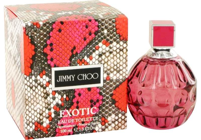 Jimmy Choo Jimmy Choo Exotic 2016 Eau De Toilette