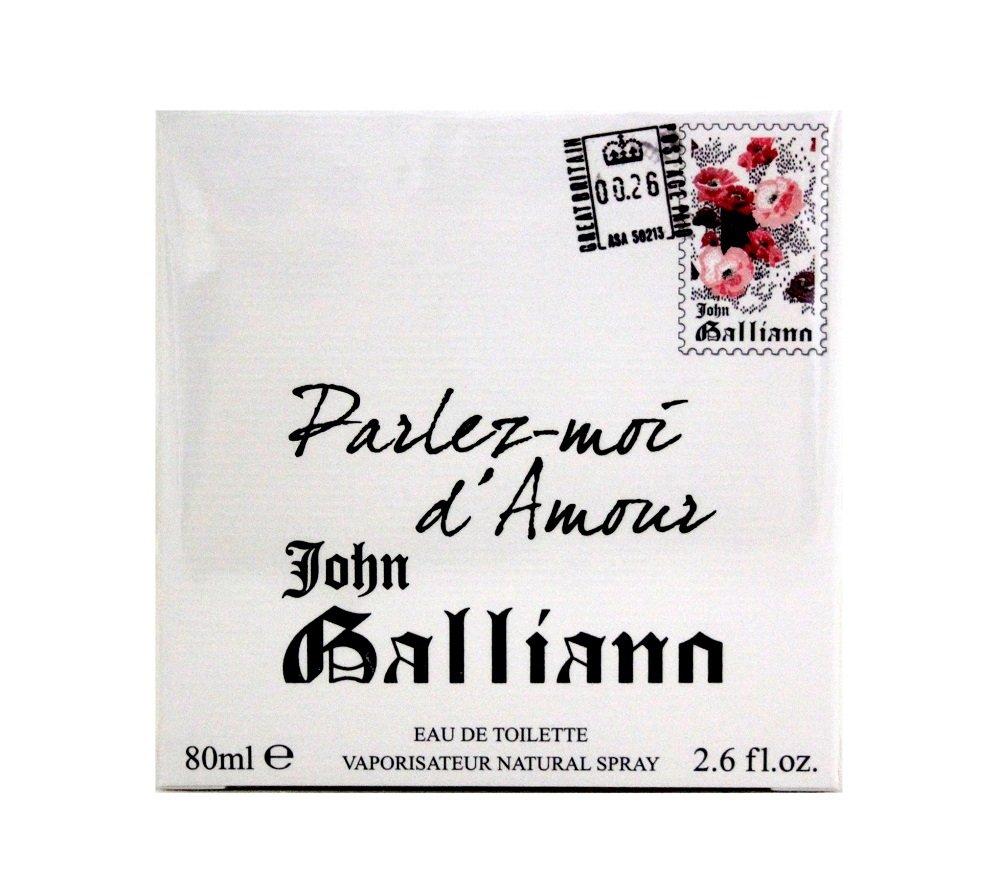 John Galliano Parlez-Moi d'Amour Eau de Toilette