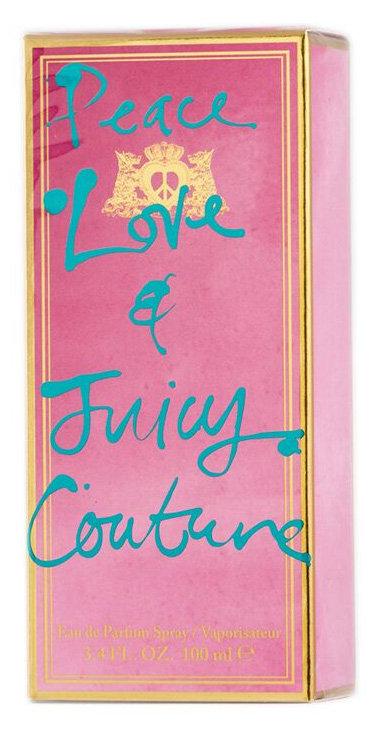 Juicy Couture Peace, Love and Juicy Couture Eau de Parfum