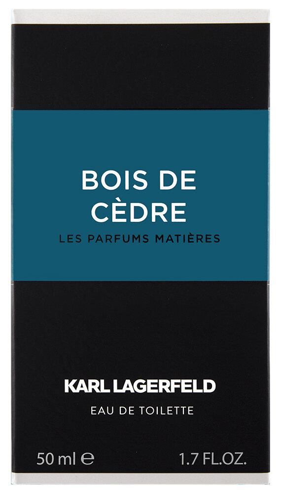 Karl Lagerfeld Bois De Cèdre Eau de Toilette