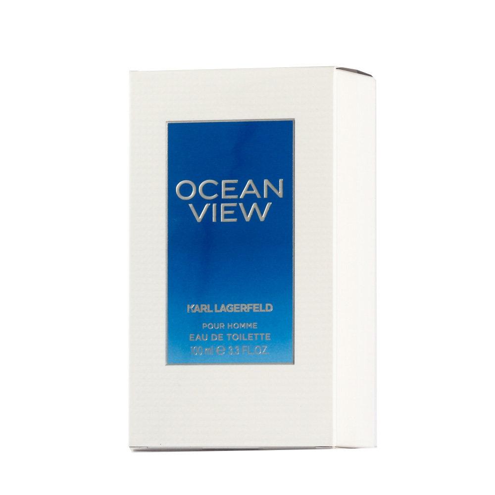 Karl Lagerfeld Ocean View For Men Eau de Toilette