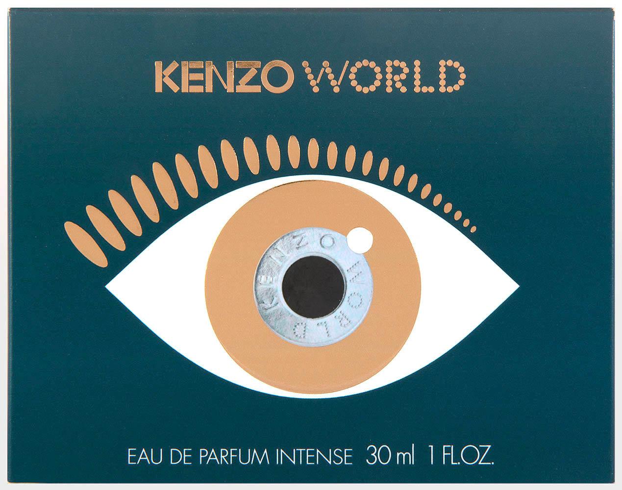 Kenzo World Intense Eau de Parfum