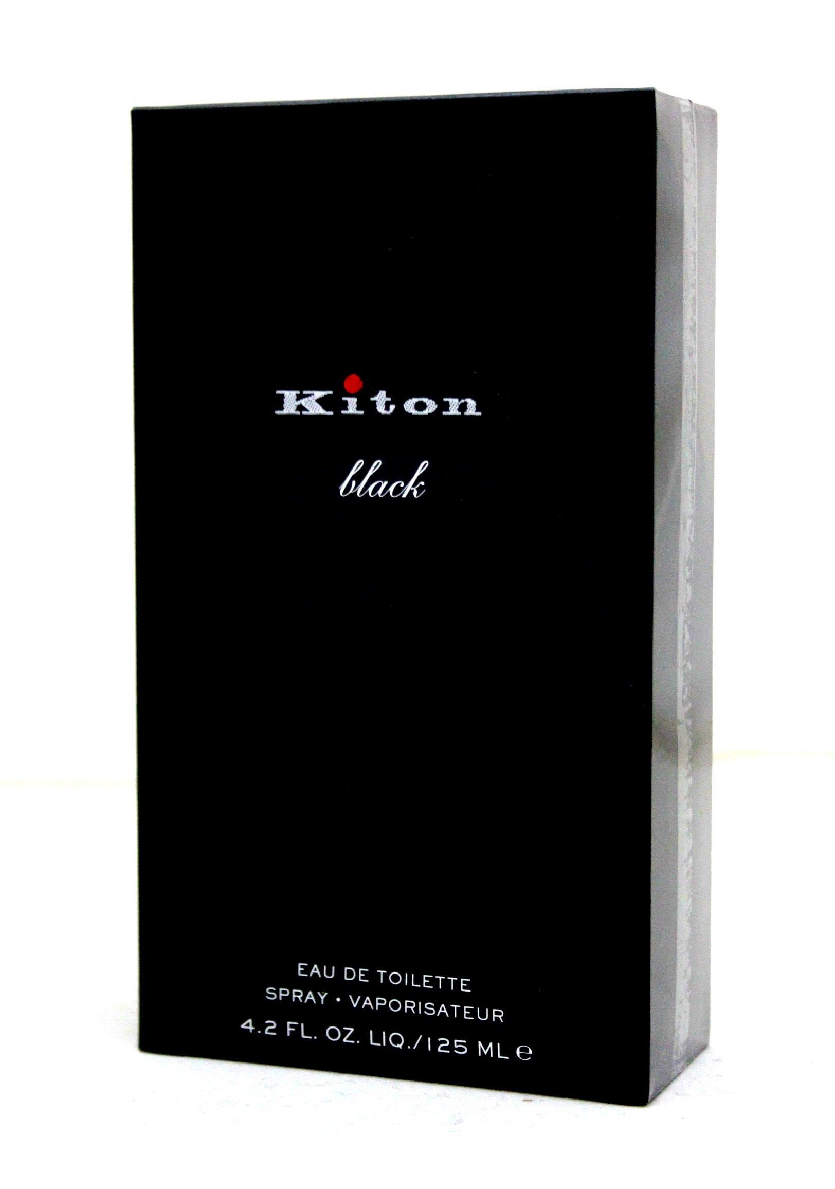 Kiton Kiton Black Eau de Toilette