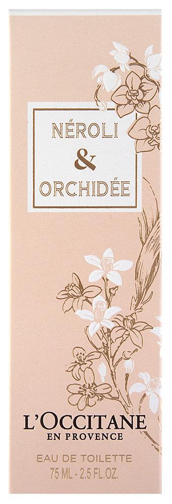 L`Occitane Néroli & Orchidée Eau de Toilette