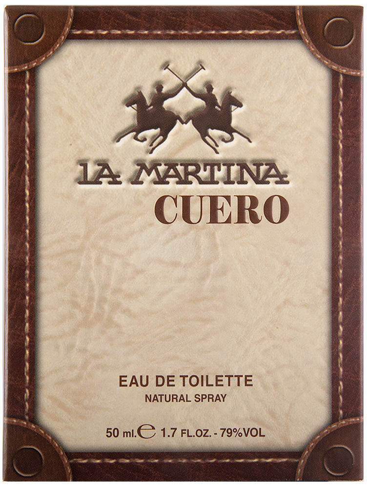 La Martina Cuero Eau de Toilette