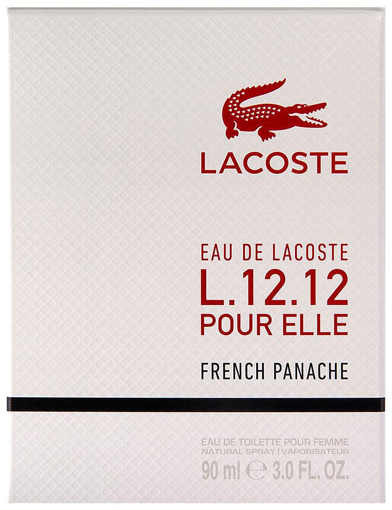 Lacoste L.12.12. Pour Elle French Panache Eau de Toilette