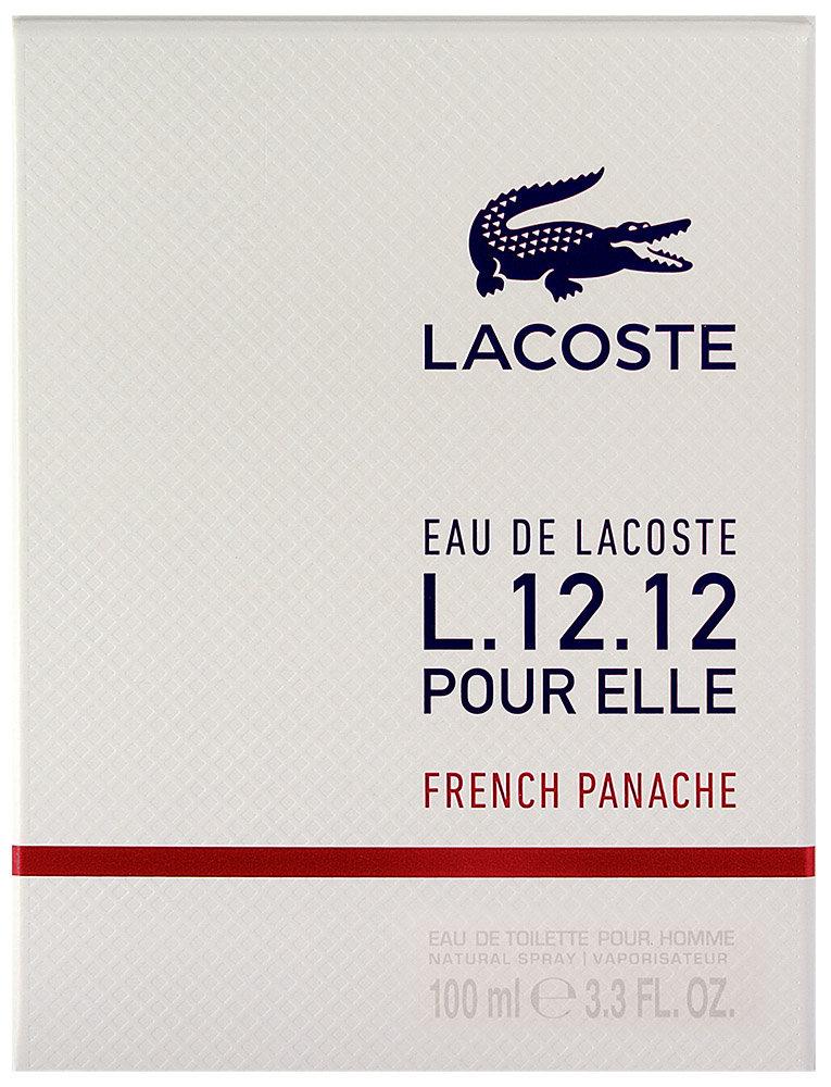 Lacoste L.12.12. Pour Lui French Panache Eau de Toilette