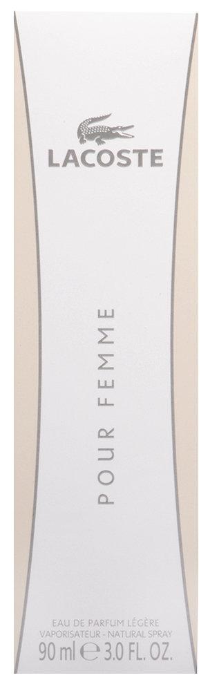 Lacoste pour Femme Légère Eau de Parfum