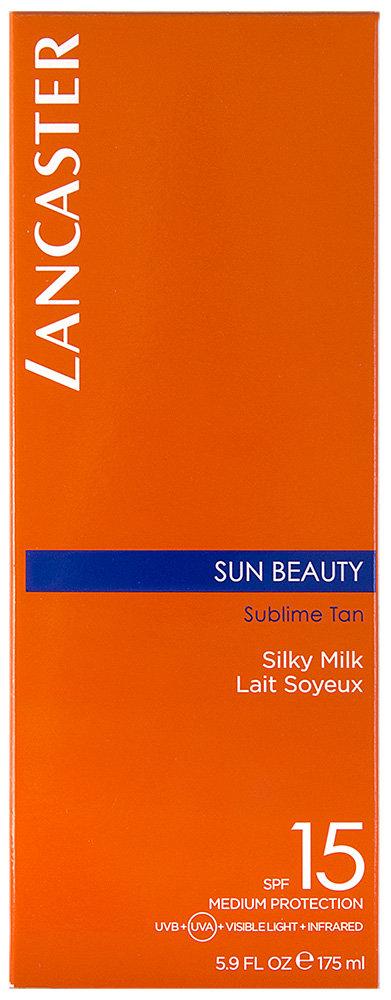 Lancaster Beauty Sun Beauty Silky Milk SPF 15