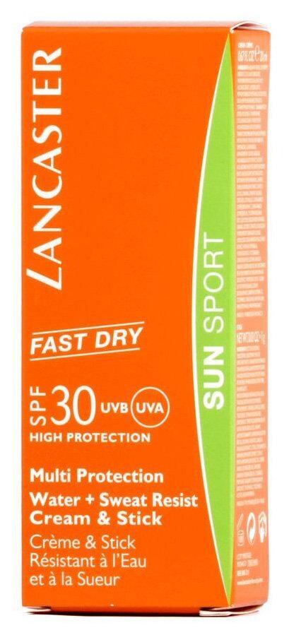 Lancaster Beauty Sun Care Sport Cream & Stick SPF 30