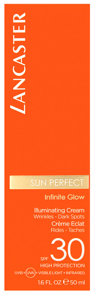 Lancaster Sun Perfect Illuminating Sonnencreme