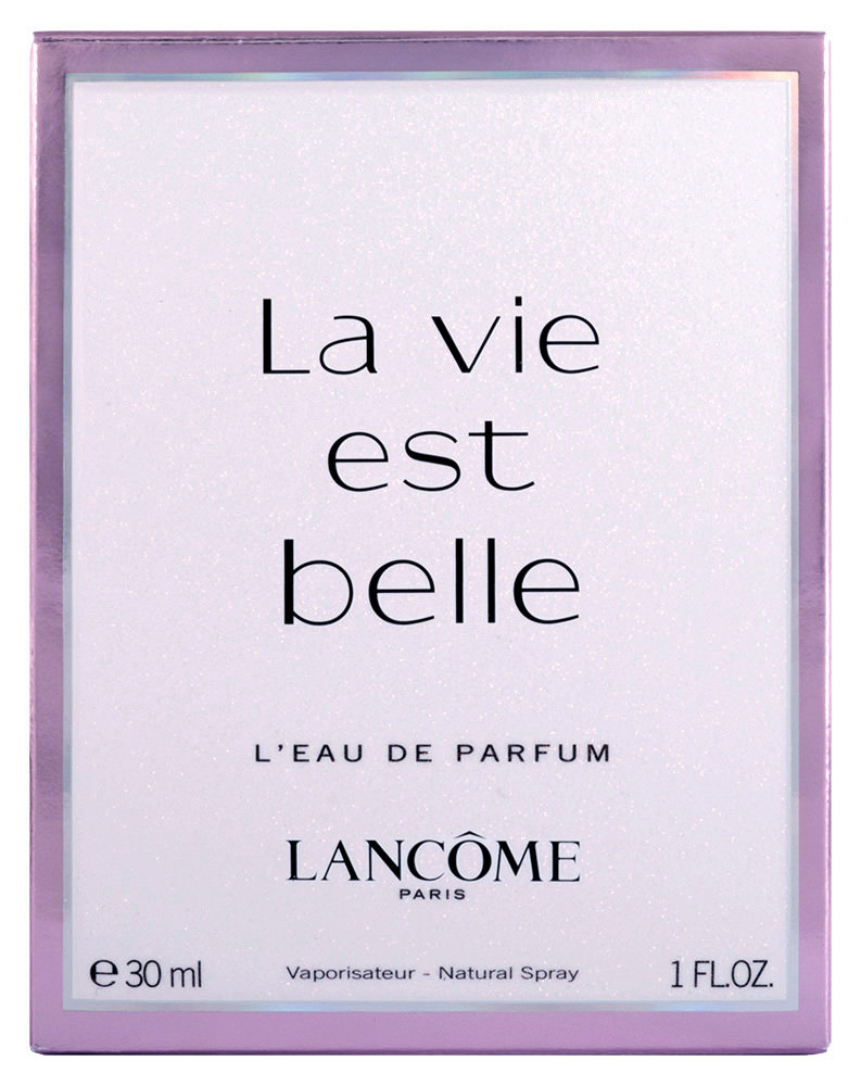 lancome la vie est belle eau de parfum online kaufen. Black Bedroom Furniture Sets. Home Design Ideas