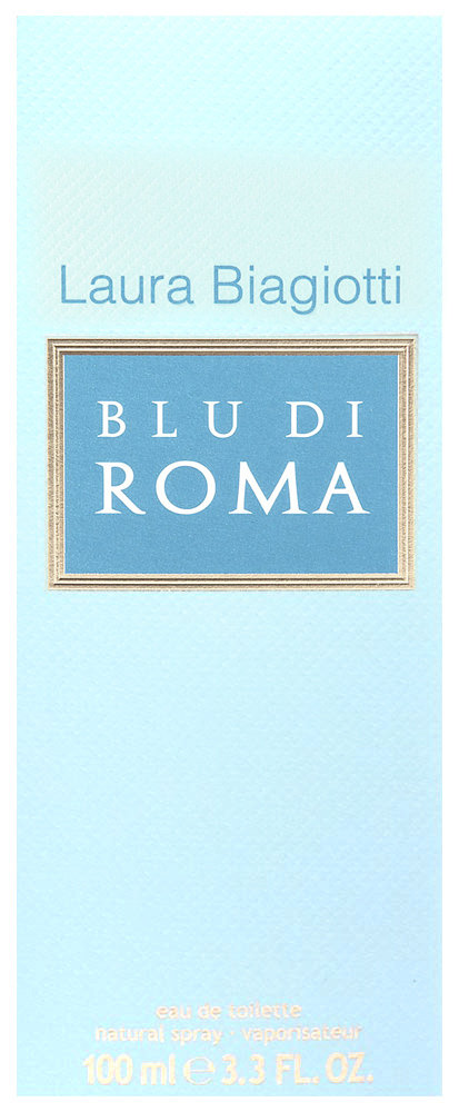 Laura Biagiotti Blu di Roma Donna Eau de Toilette