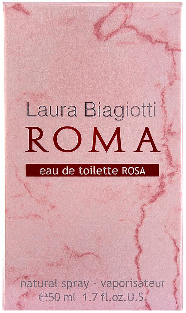Laura Biagiotti Roma Rosa Eau de Toilette