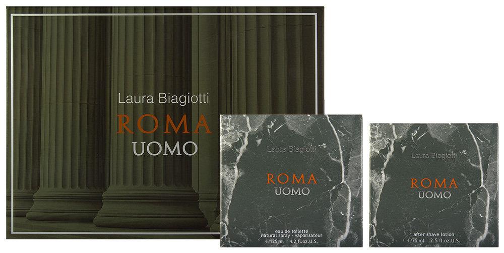 Laura Biagiotti Roma Uomo Geschenkset