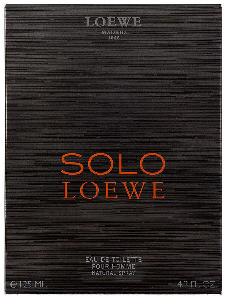 Loewe Solo Loewe Eau de Toilette