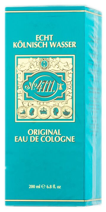 Maurer & Wirtz 4711 Original Eau de Cologne