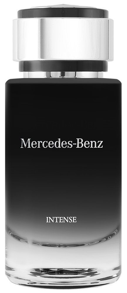 mercedes benz intense eau de toilette mercedes benz d fte. Black Bedroom Furniture Sets. Home Design Ideas