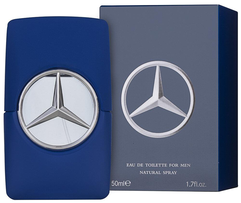 Mercedes-Benz Man Blue Eau de Toilette