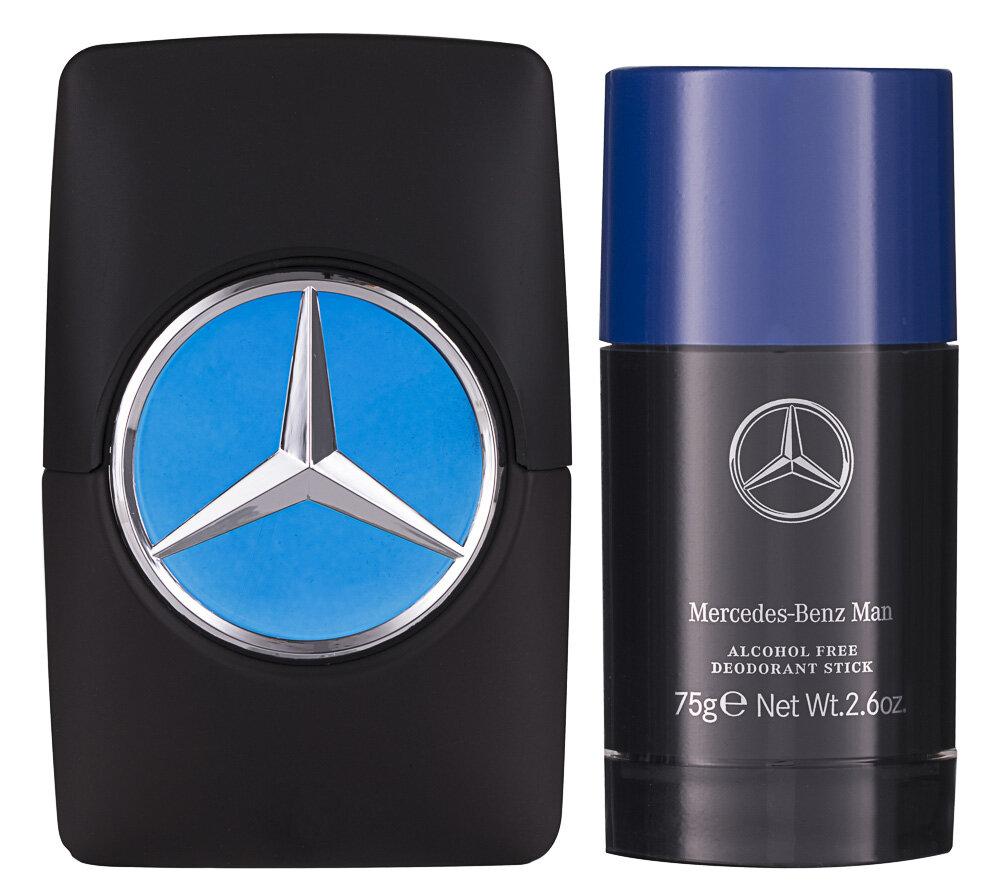 Mercedes-Benz Man Blue Geschenkset